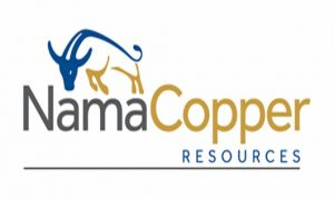 Nama Copper Logo